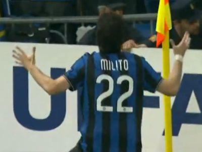 Diego Milito volt a döntő hőse