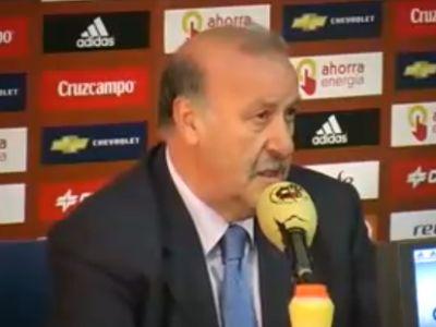 Del Bosque 30 játékos közül választ