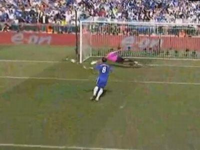 Lampard is kihagyta a büntetőt, de nyertek