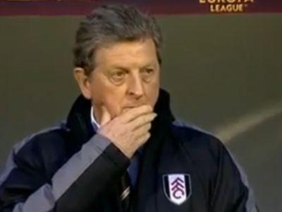 Roy Hodgson, a nagy mester