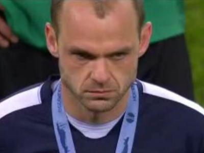 Murphy tekintete mindent elárul, nem a Fulham nyert