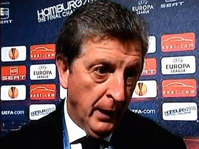 Hodgson mester büszke csapatára