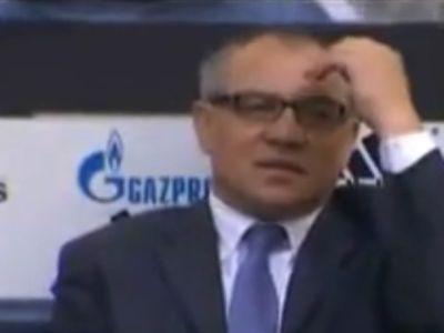 Fájhat Félix Magath feje