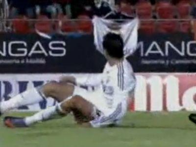 Ronaldo pazarul játszott
