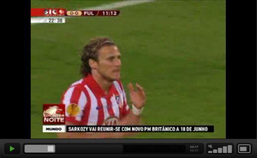Atletcio Madrid - Fulham: 2-1