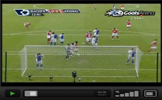 Blackburn - Arsenal: 2-1