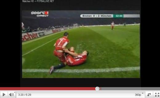 Werder Bremen - Bayern München: 0-4