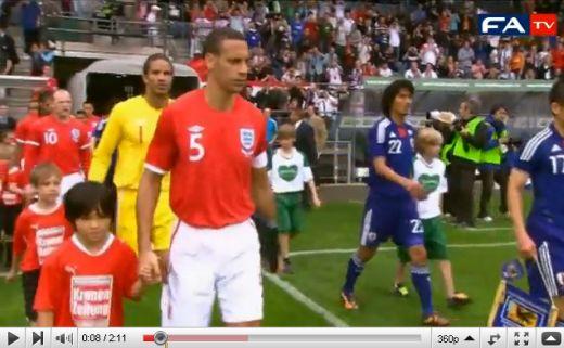 Anglia - Japán: 2-1