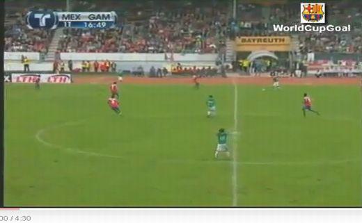 Gambia - Mexikó: 1-5