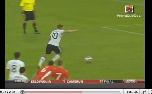 Magyarország - Németország: 0-3