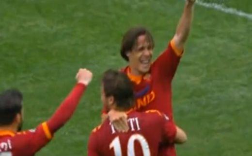 A Roma a Parma legyőzésével megint vezet
