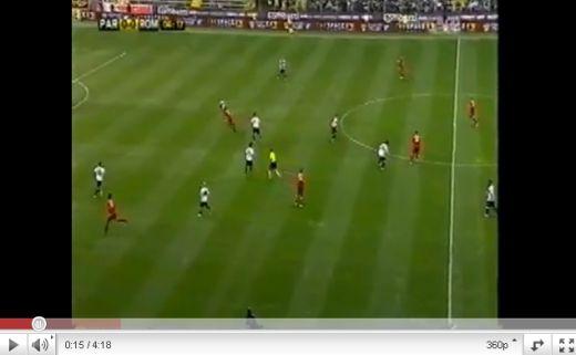 Parma - Roma: 1-2