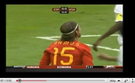 Spanyolország - Szaúd-Arábia: 3-2