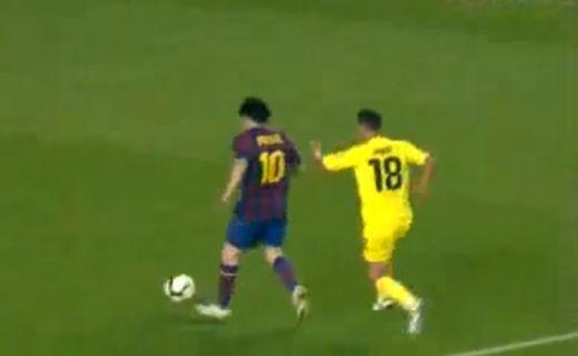 A Barca 4-1-re legyőzte a Villarrealt