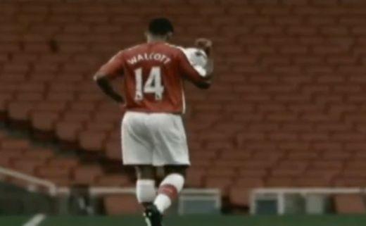 Walcott úgy érzi korábban nem volt helye a válogatottban