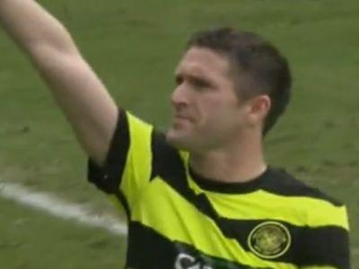 Robbie Keane sem tudott segítene a Celticnek