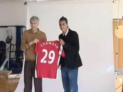 Chamakh már az Arsenalé