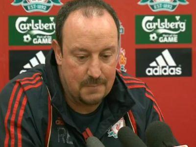 Benitez hat év után elhagyja a Liverpoolt