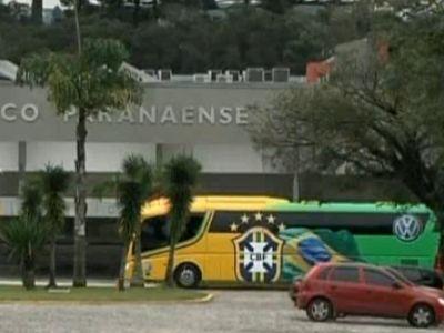 A brazilok zavartalanul készülnek a csoportmérkőzésekre