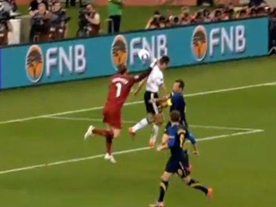 Klose ugrott a sűrűbe gólt fejelni