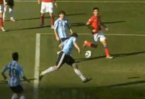 Higuaín triplázott, Argentína fölényesen nyert