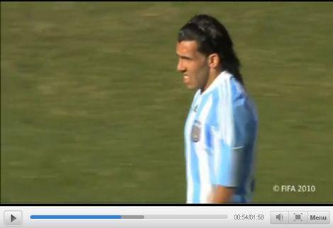 Argentína - Dél-Korea: 4-1