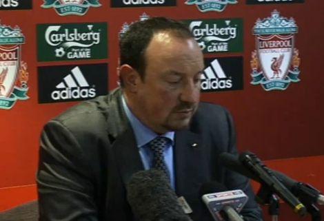 Vége Benitez karrierjének a Liverpoolnál