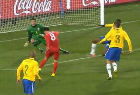 2-1-re nyert Brazília a végig bekkelő Észak-Korea ellen