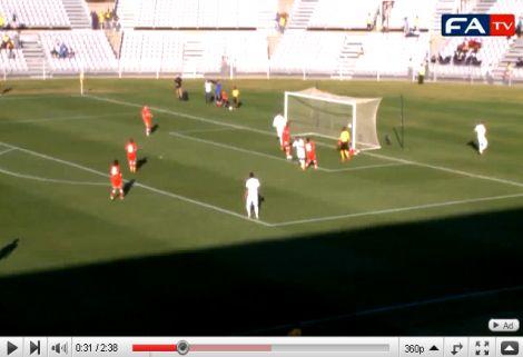Anglia - Platinum Stars: 3-0
