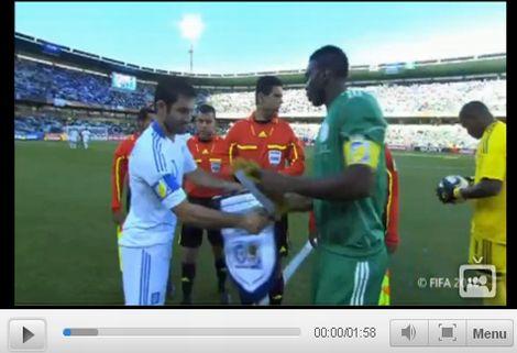 Görögország - Nigéria: 2-1