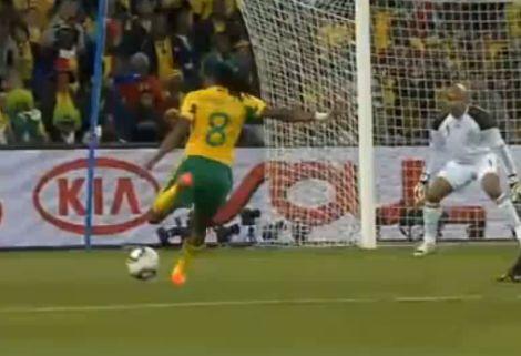 Dél-Afrika - Mexikó: 1-1 (Élő közvetítés)