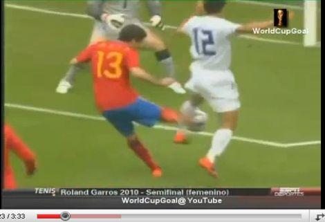 Spanyolország - Dél-Korea: 1-0