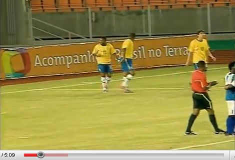 Tanzánia - Brazília: 1-5