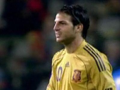 Fabregas már ma pályára léphet