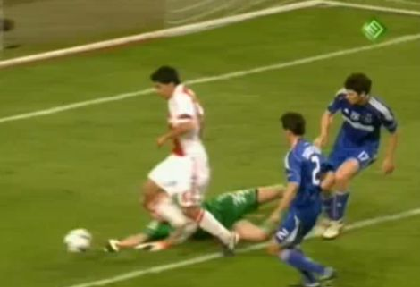 Ajax - Dinamo Kijev: 2-1