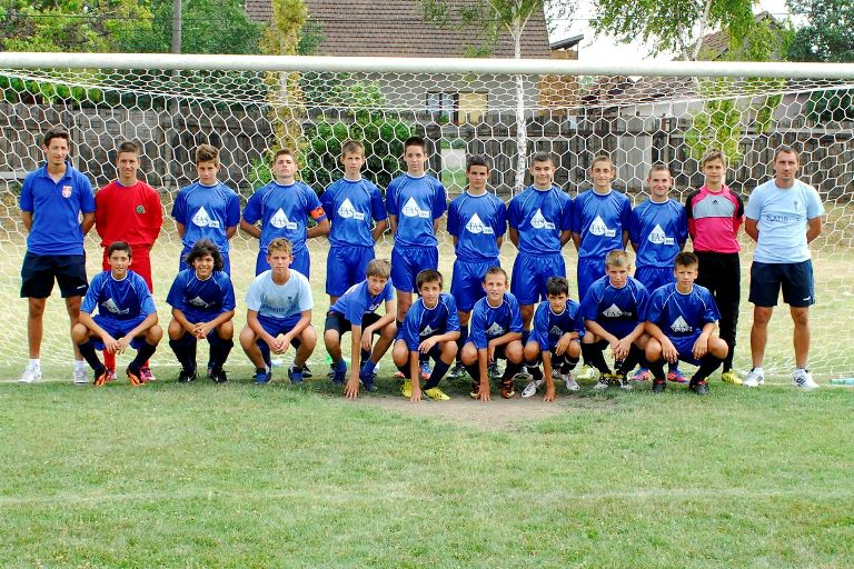 A tornagyőztes Spartak Subotica csapata (Fotó: Szőke Dániel Bogdán)