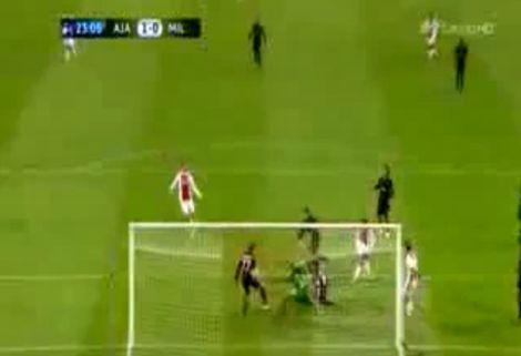 Ajax - AC Milan : 1-1