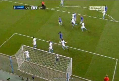 Chelsea - Marseille: 2-0