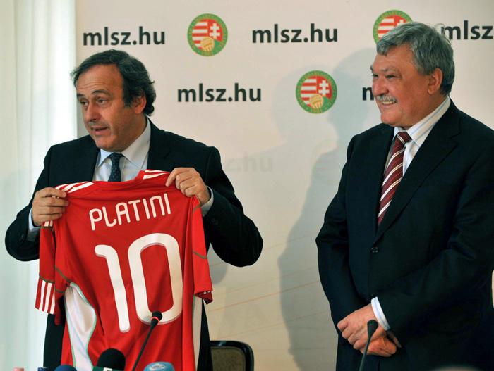 Michel Platininek