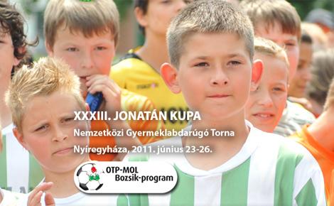 Az U14-es válogatott tarol a Jonatán Kupán