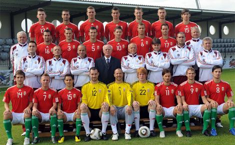 Sikerült: válogatottunk legyőzte a svédeket!
