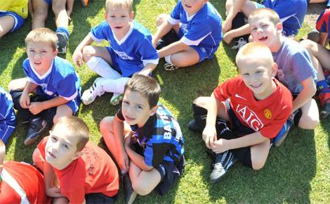 Az OTP-MOL Bozsik-program alapja a labdarúgás öröme