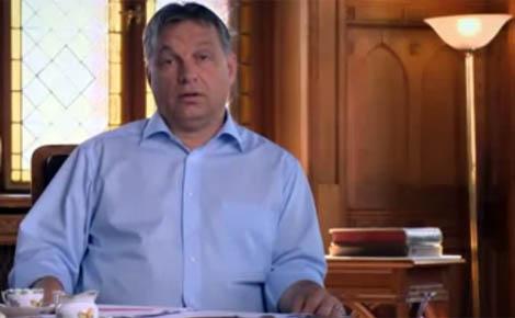 Orbán Viktor a Videoton focicsapatról