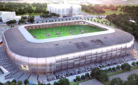 Az új létesítmény nem csupán a Ferencvárosé lesz, hanem Budapesté és az egész országé
