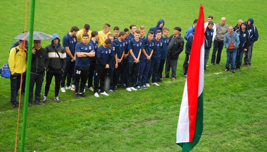 A DPASE U19 a rahói utánpótlástornán