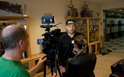 Németh Kornél, a 17-szeres magyar motokrossz bajnok