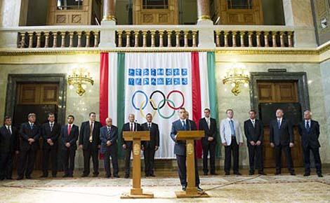 A kiemelt sportágak vezetőivel egyezett meg a miniszterelnök