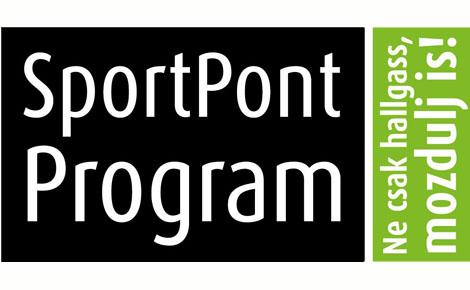 600 millióból valósul meg a Sport Pont Program