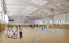 Megújul a bonyhádi sportcsarnok