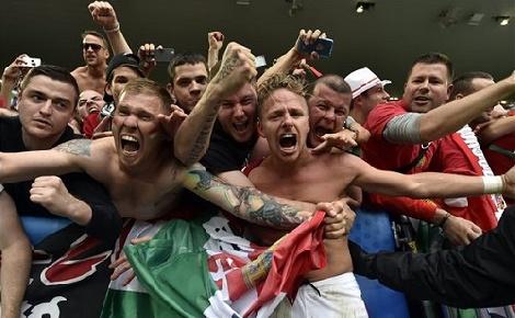 EURO-2016: Magyarország győzelme Ausztria ellen